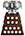 1-time NHL Most Points (Art Ross Trophy)