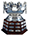1-time NHL Top Defensive Forward (Frank J. Selke Trophy)
