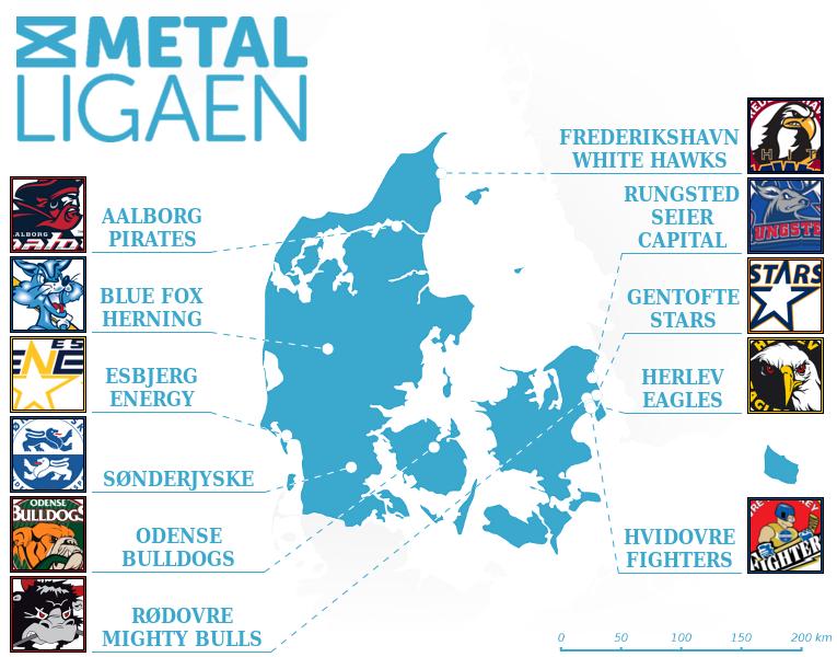 Metal Ligaen