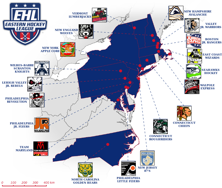 Elite Prospects - Eastern Hockey League (EHL)