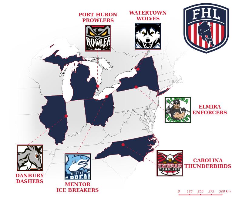 Elite Prospects Federal Hockey League Fhl