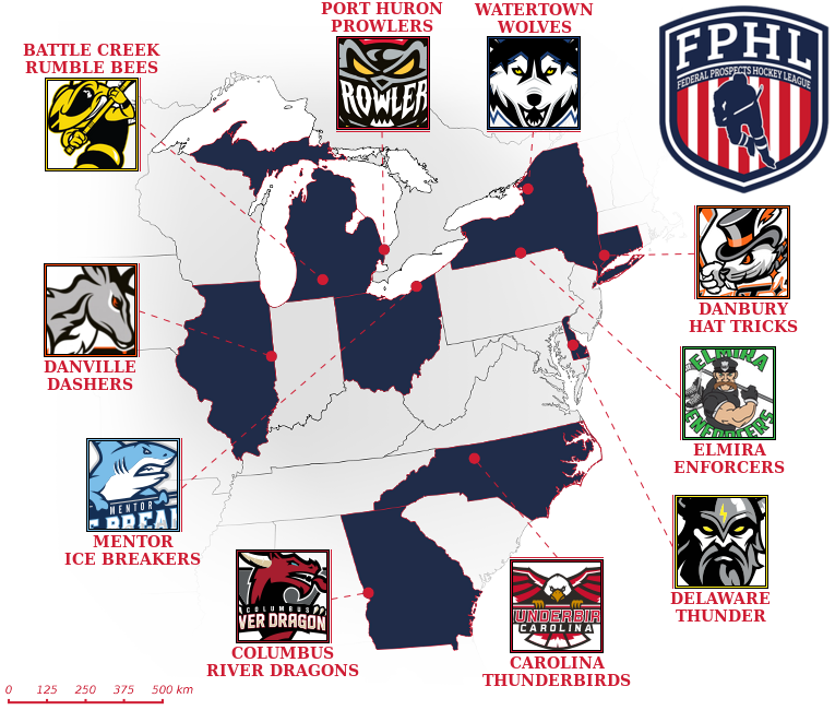 Elite Prospects - Federal Hockey League (FHL)