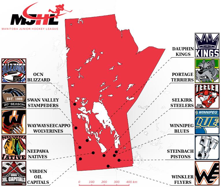 Elite Prospects Manitoba Junior Hockey League Mjhl