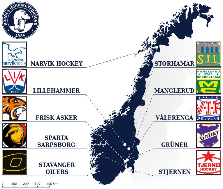 Elite Prospects Eliteserien Norway