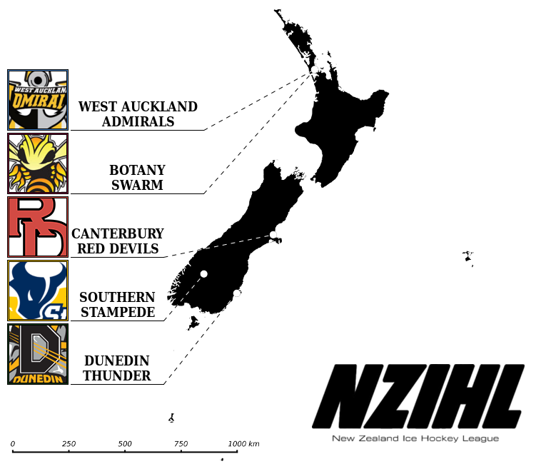 New Zealand Ice Hockey League
