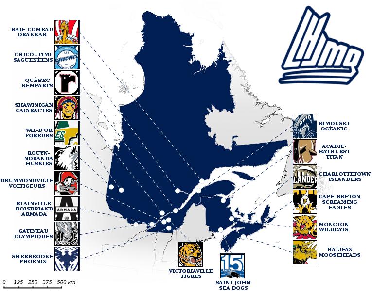 Elite Prospects Quebec Major Junior Hockey League Qmjhl