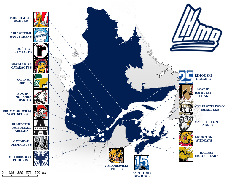 Québec Major Junior Hockey League