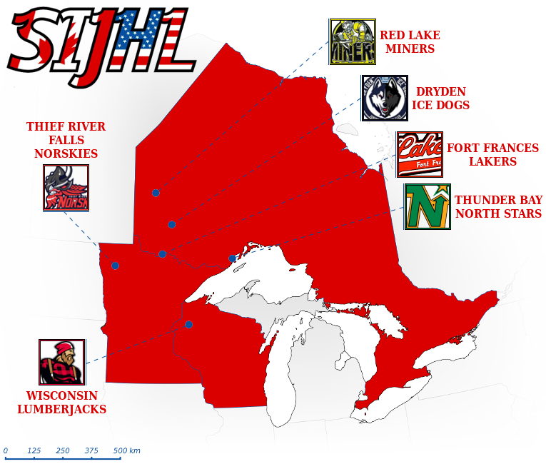 Elite Prospects Superior International Junior Hockey League Sijhl