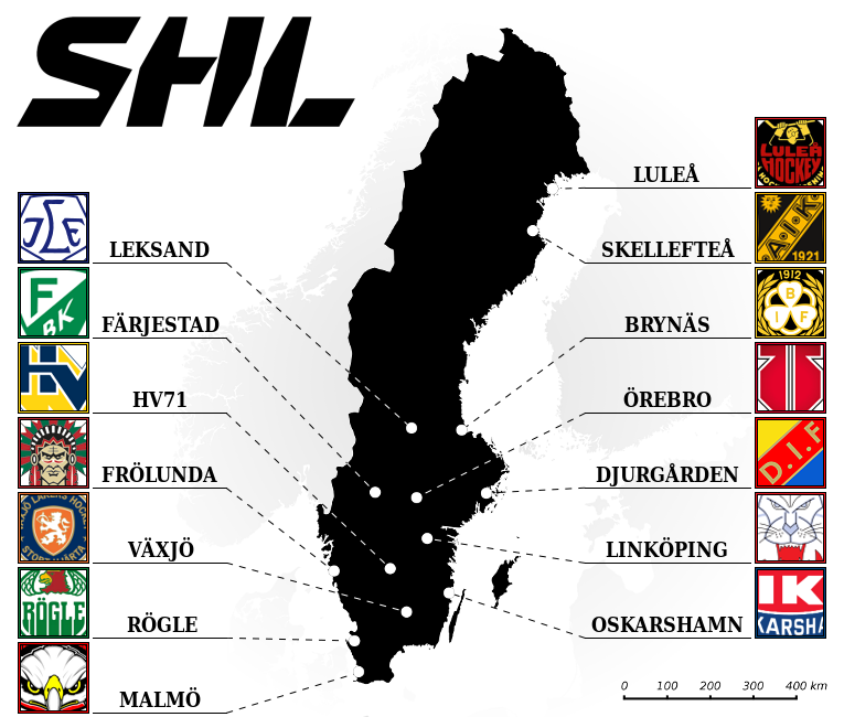Swedish Hockey League