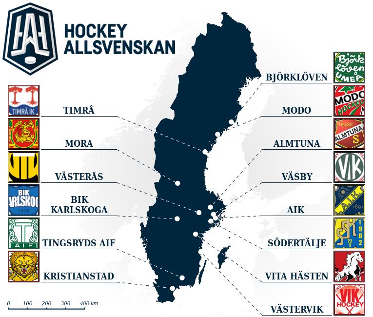 Elite Prospects Hockeyallsvenskan
