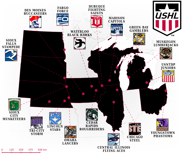 Elite Prospects United States Hockey League Ushl