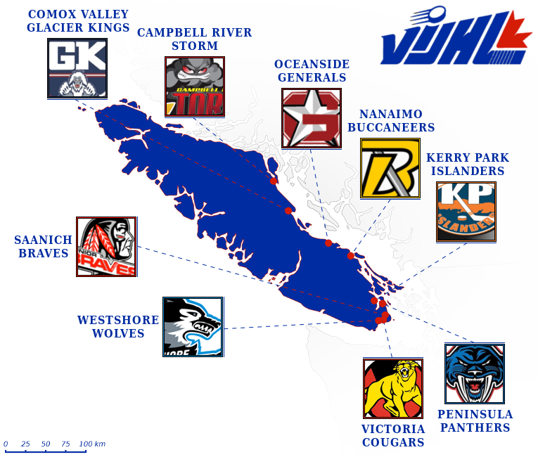 Vancouver Island Junior Hockey