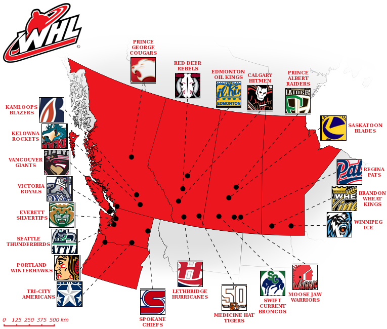 Elite Prospects Western Hockey League Whl