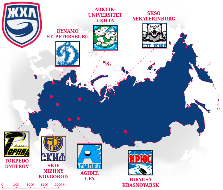Zhenskaya Hockey League