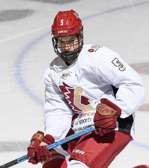Lucas Bourdon - Elite Prospects