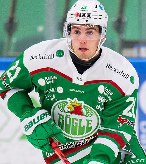 Nils Hoglander Elite Prospects