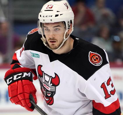 Brandon Baddock. Binghamton Devils ... fb6f1e315