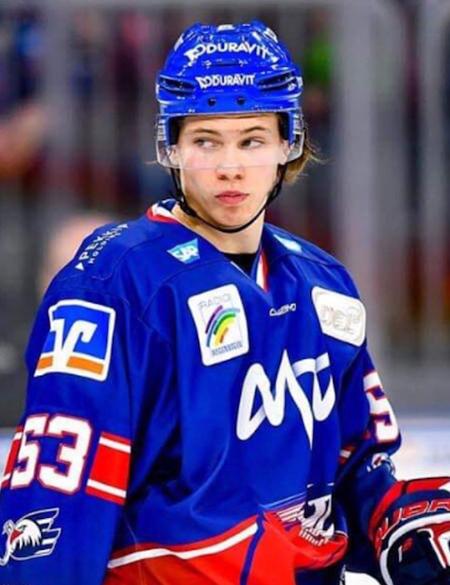 Moritz Seider Elite Prospects