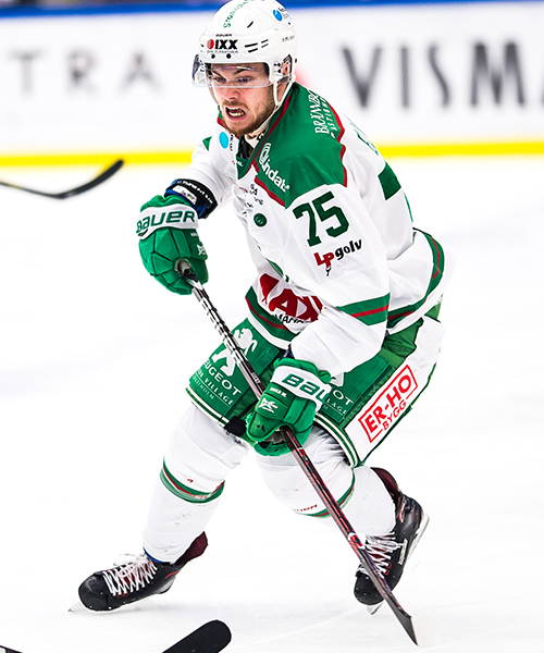 Lucas Elvenes - Elite Prospects