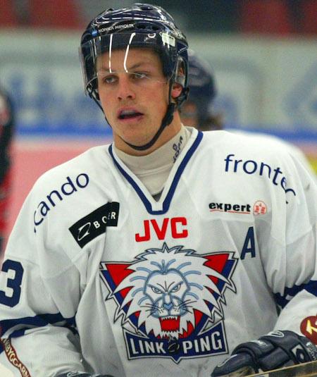 Ishockey elitserien 2000 10 08