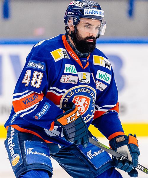 Daniel Rahimi - Elite Prospects