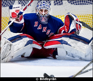 Elite Prospects Henrik Lundqvist Photo Gallery