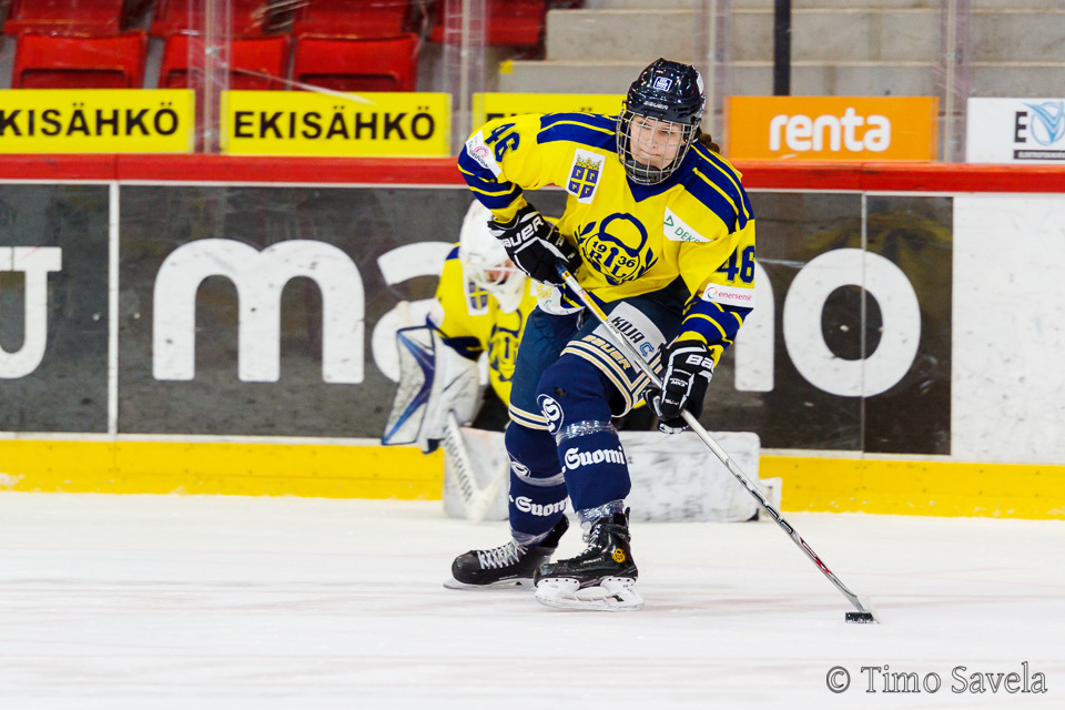 Elite Prospects - Sanni Grönroos Photo Gallery